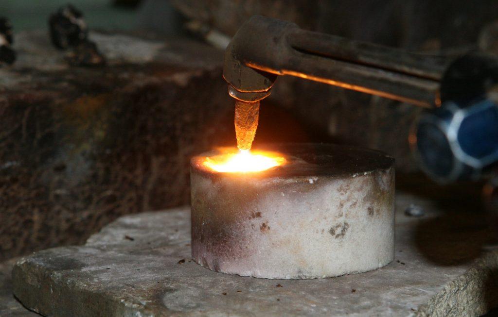 arc metalization